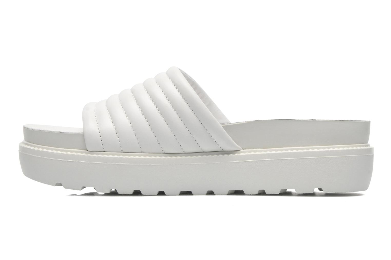 Mules & clogs Vagabond IRENE 3934-201 White front view