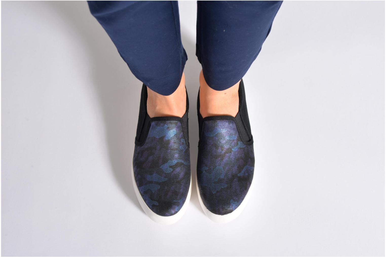 Sneaker Vagabond Shoemakers KEIRA 3944-380 schwarz ansicht von unten / tasche getragen