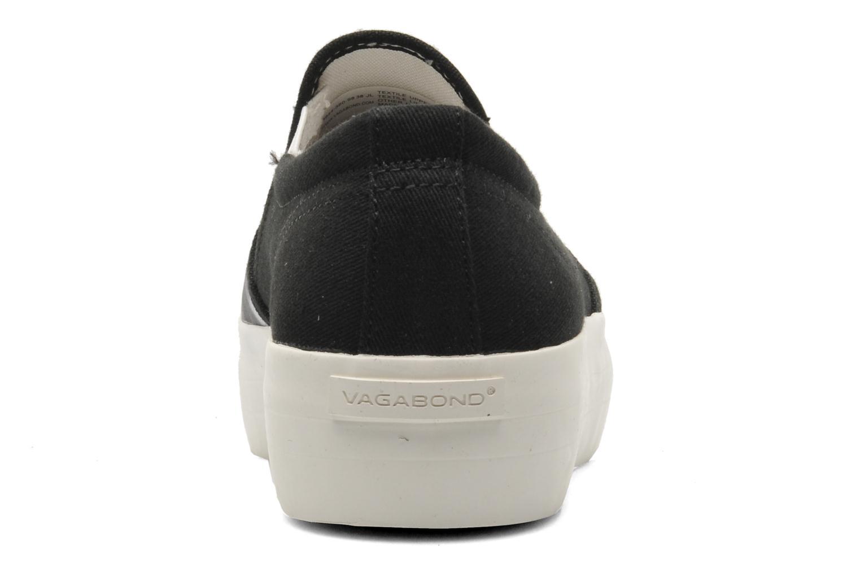 Sneakers Vagabond KEIRA 3944-380 Svart Bild från höger sidan
