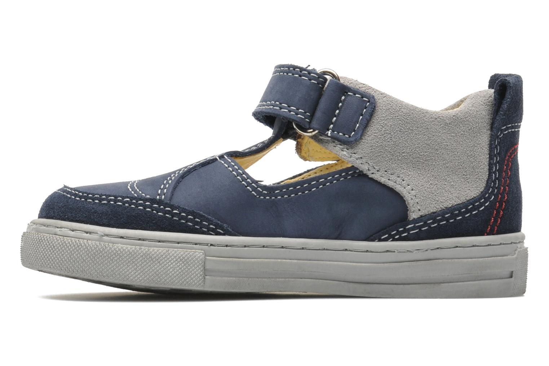 Sneakers Primigi RHOY-E Azzurro immagine frontale