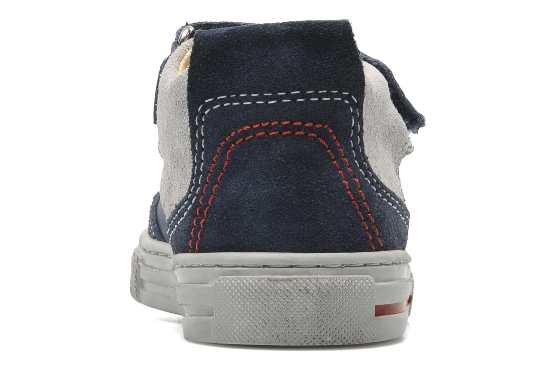 Sneakers Primigi RHOY-E Azzurro immagine destra