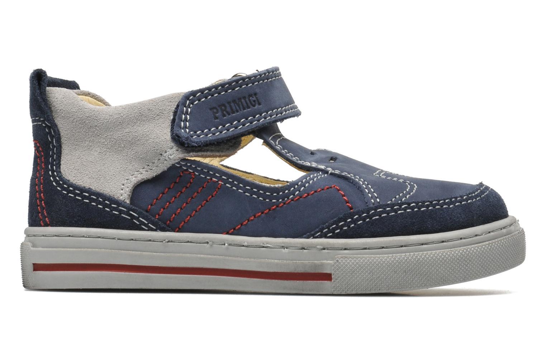 Sneakers Primigi RHOY-E Azzurro immagine posteriore