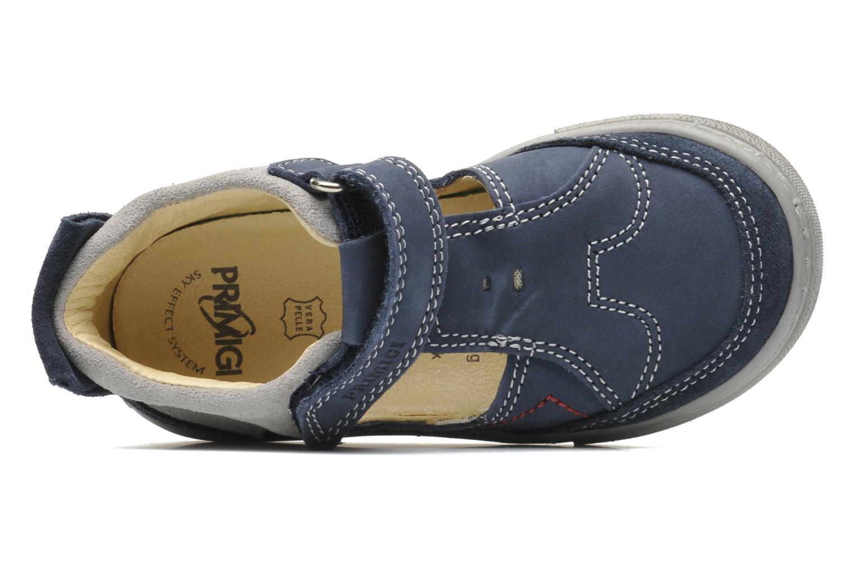 Baskets Primigi RHOY-E Bleu vue gauche