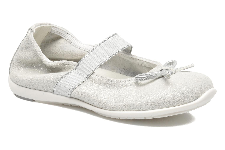 Ballerinaer Primigi EULALIA Sølv detaljeret billede af skoene