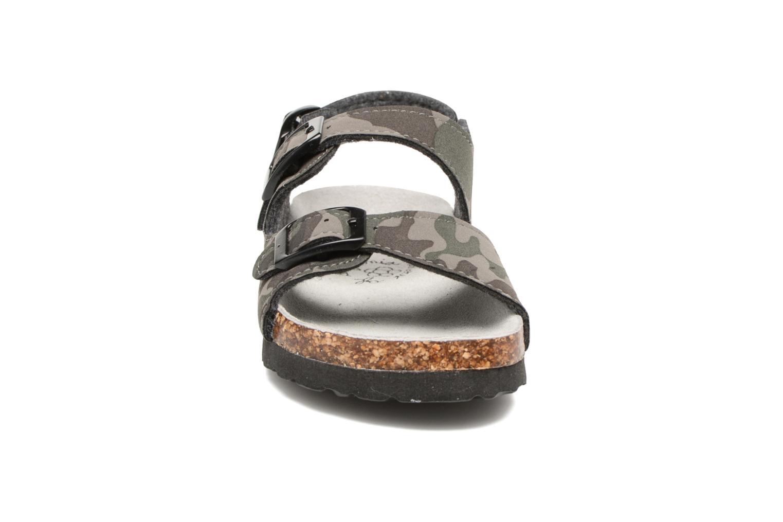 Bio Matt sandal CamoVert 2