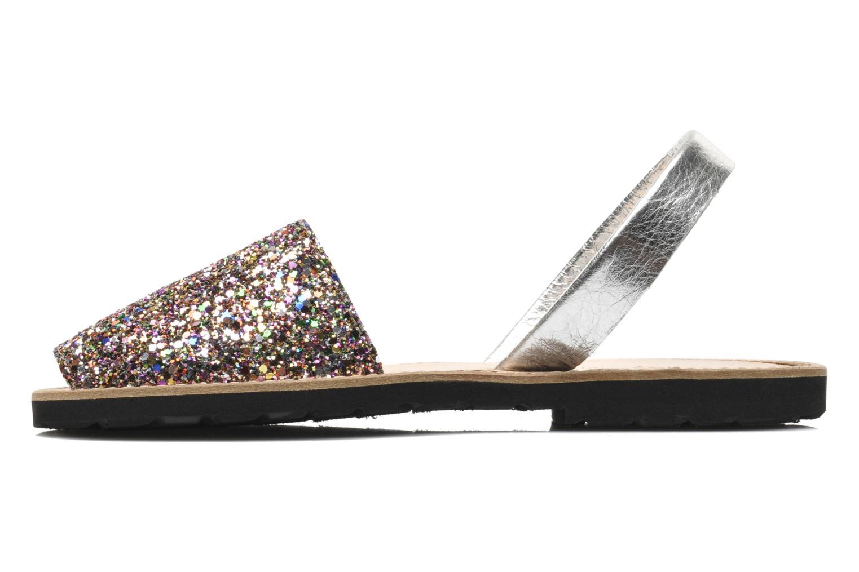 Sandals MINORQUINES Avarca Multicolor front view