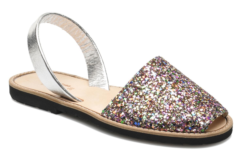 Sandals MINORQUINES Avarca Multicolor detailed view/ Pair view