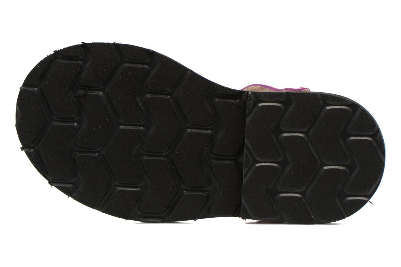 Sandales et nu-pieds MINORQUINES Frailera Rose vue haut