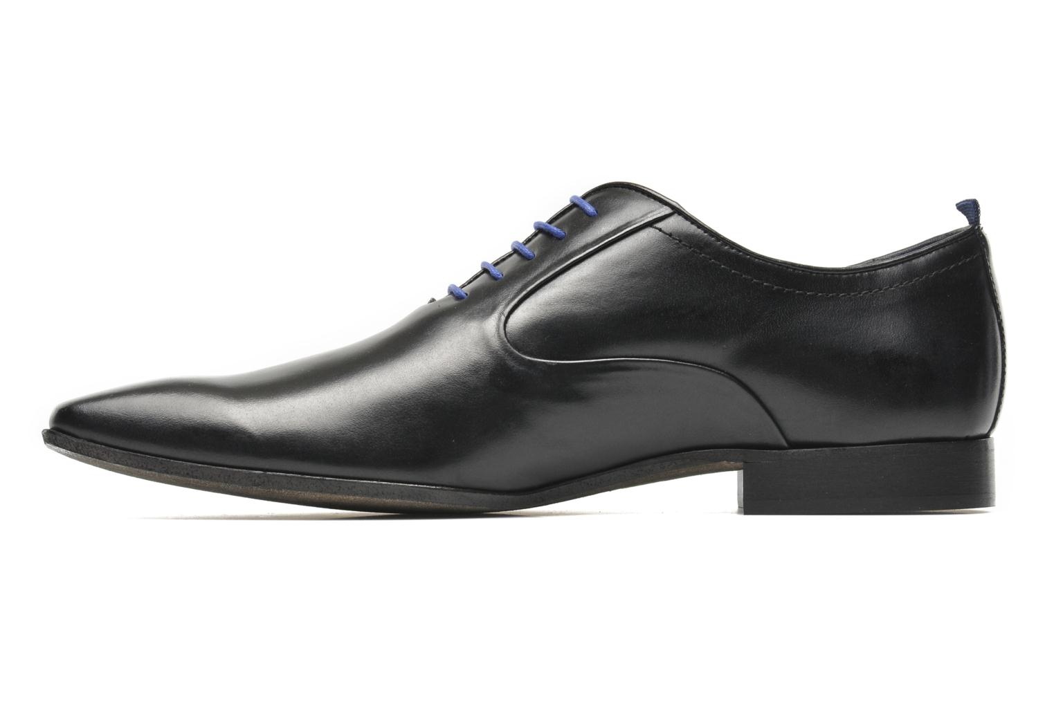 Lace-up shoes Azzaro Chamy Black front view
