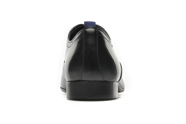 Chaussures à lacets Azzaro Chamy Noir vue droite