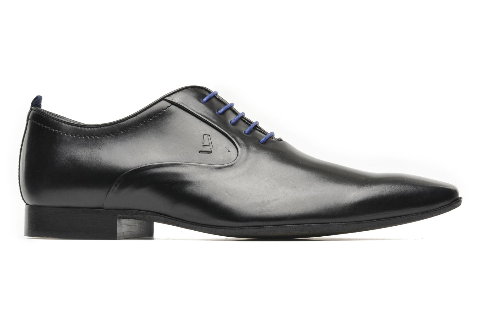 Lace-up shoes Azzaro Chamy Black back view