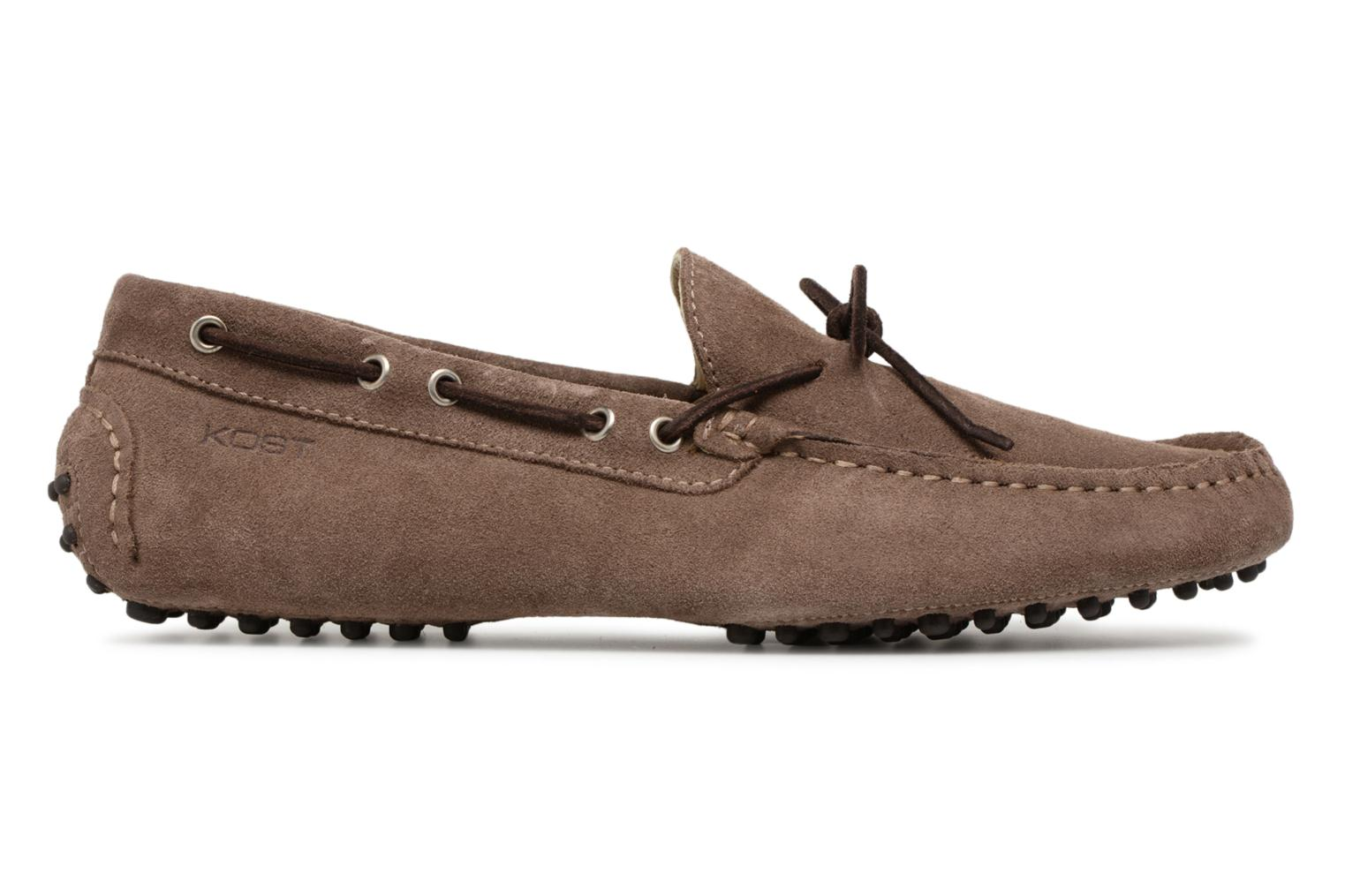 Loafers Kost Tapalo Grey back view