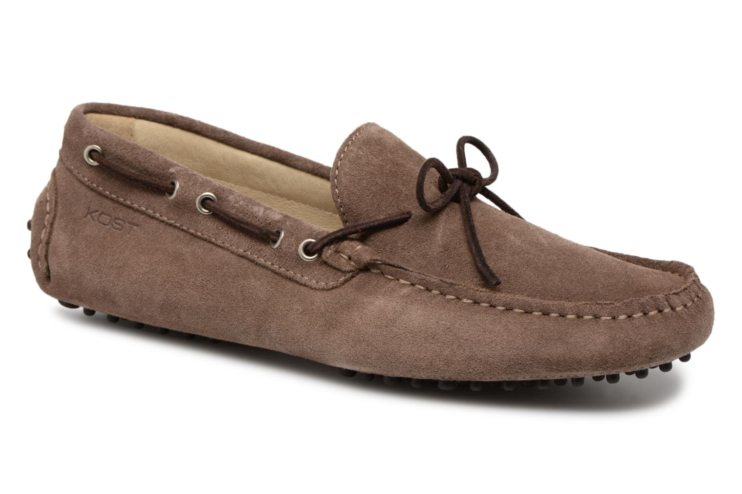 Loafers Kost Tapalo Grey detailed view/ Pair view