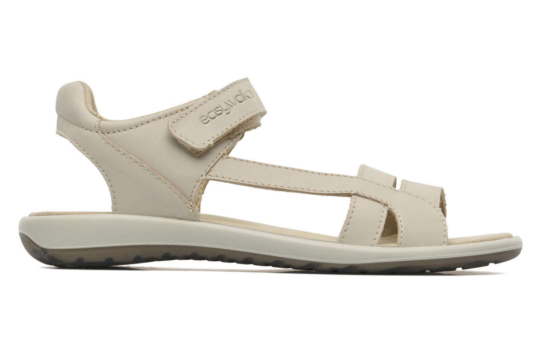 Sandales et nu-pieds TBS Easy Walk Hamacs Beige vue derrière