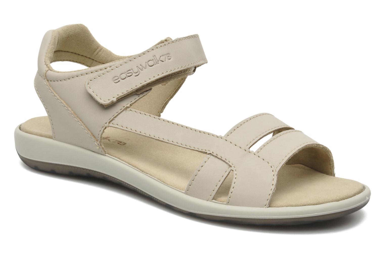 Sandales et nu-pieds TBS Easy Walk Hamacs Beige vue détail/paire