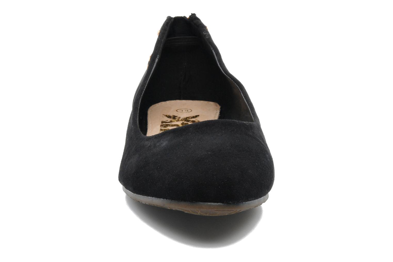 Ballerines Xti Arla-26880 Noir vue portées chaussures