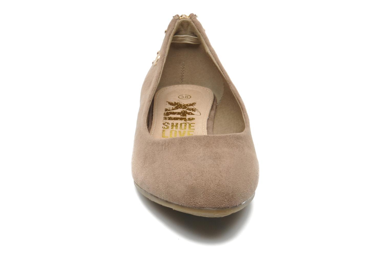 Ballerinas Xti Arla-26881 beige schuhe getragen