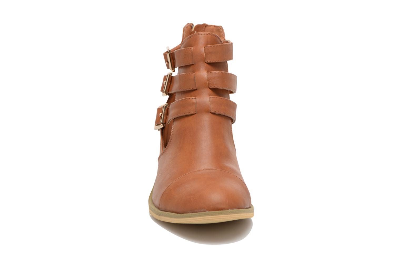 Stiefeletten & Boots Xti Undi-27652 braun schuhe getragen