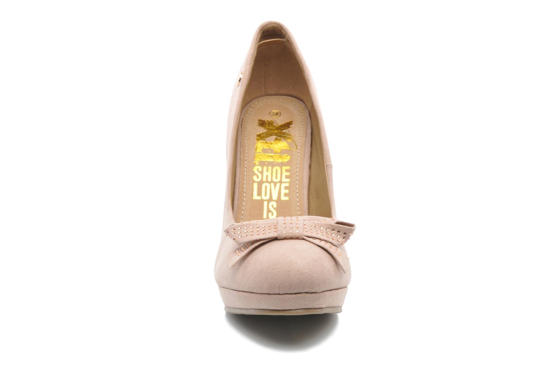 Escarpins Xti Olba-27703 Rose vue portées chaussures