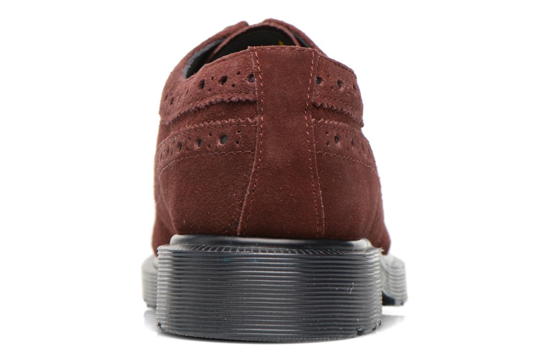 Chaussures à lacets Dr. Martens 3990 Bordeaux vue droite
