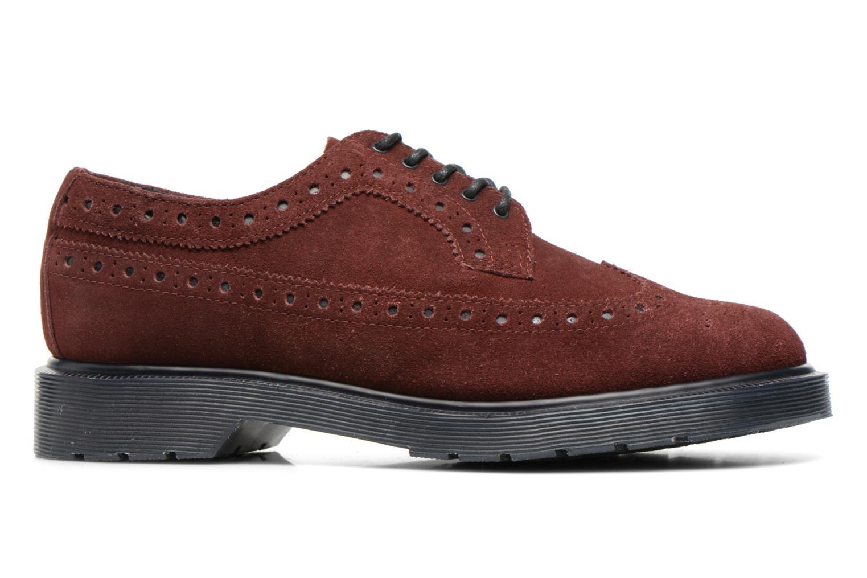 Chaussures à lacets Dr. Martens 3990 Bordeaux vue derrière