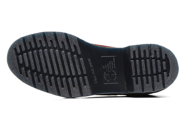 Chaussures à lacets Dr. Martens 3990 Bordeaux vue haut
