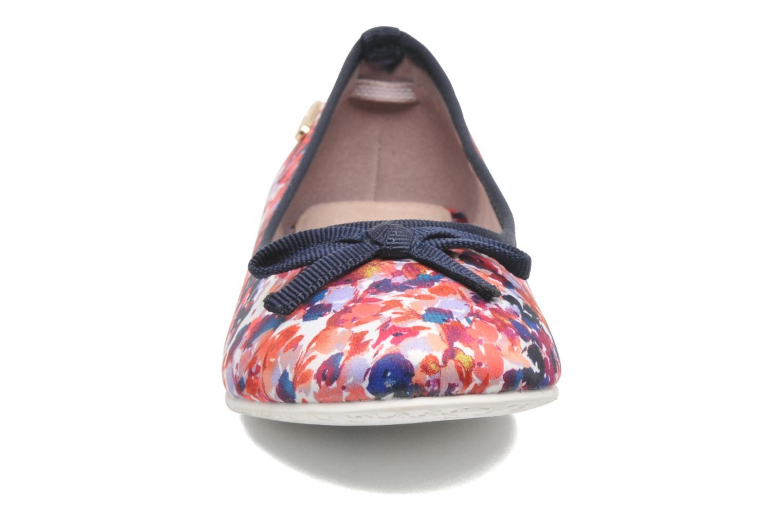 Ballerines Refresh Bleuet-60755 Multicolore vue portées chaussures