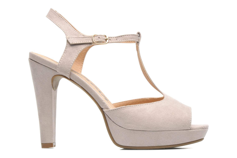 Sandales et nu-pieds Refresh Max-60514 Beige vue derrière