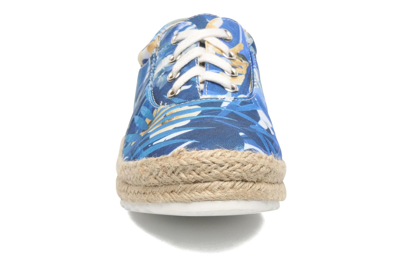 Baskets Refresh Billie-60774 Bleu vue portées chaussures