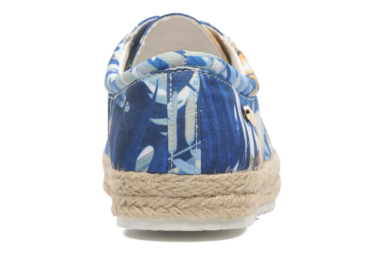 Baskets Refresh Billie-60774 Bleu vue droite
