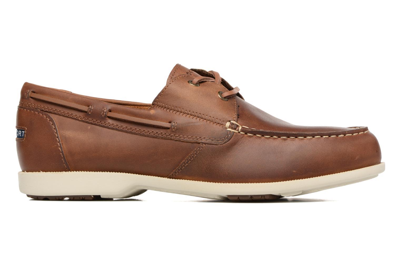 Zapatos con cordones Rockport 2-Eye Marrón vistra trasera