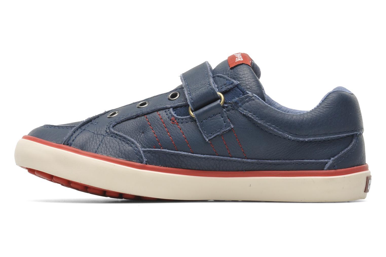 Sneakers Camper Pelotas Kids 80343 Blauw voorkant