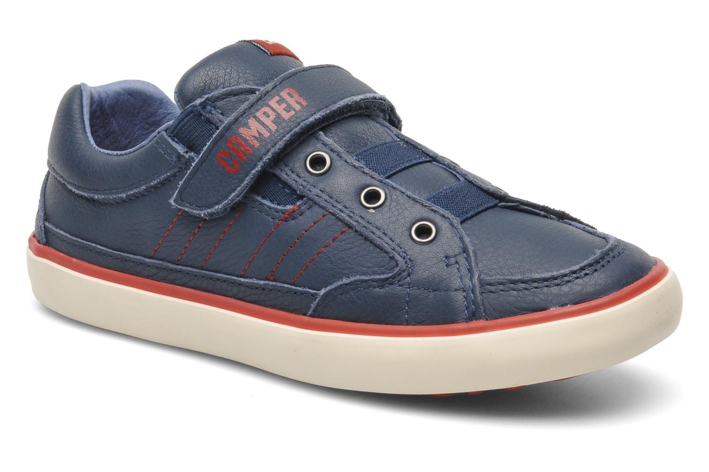 Sneakers Camper Pelotas Kids 80343 Blauw detail