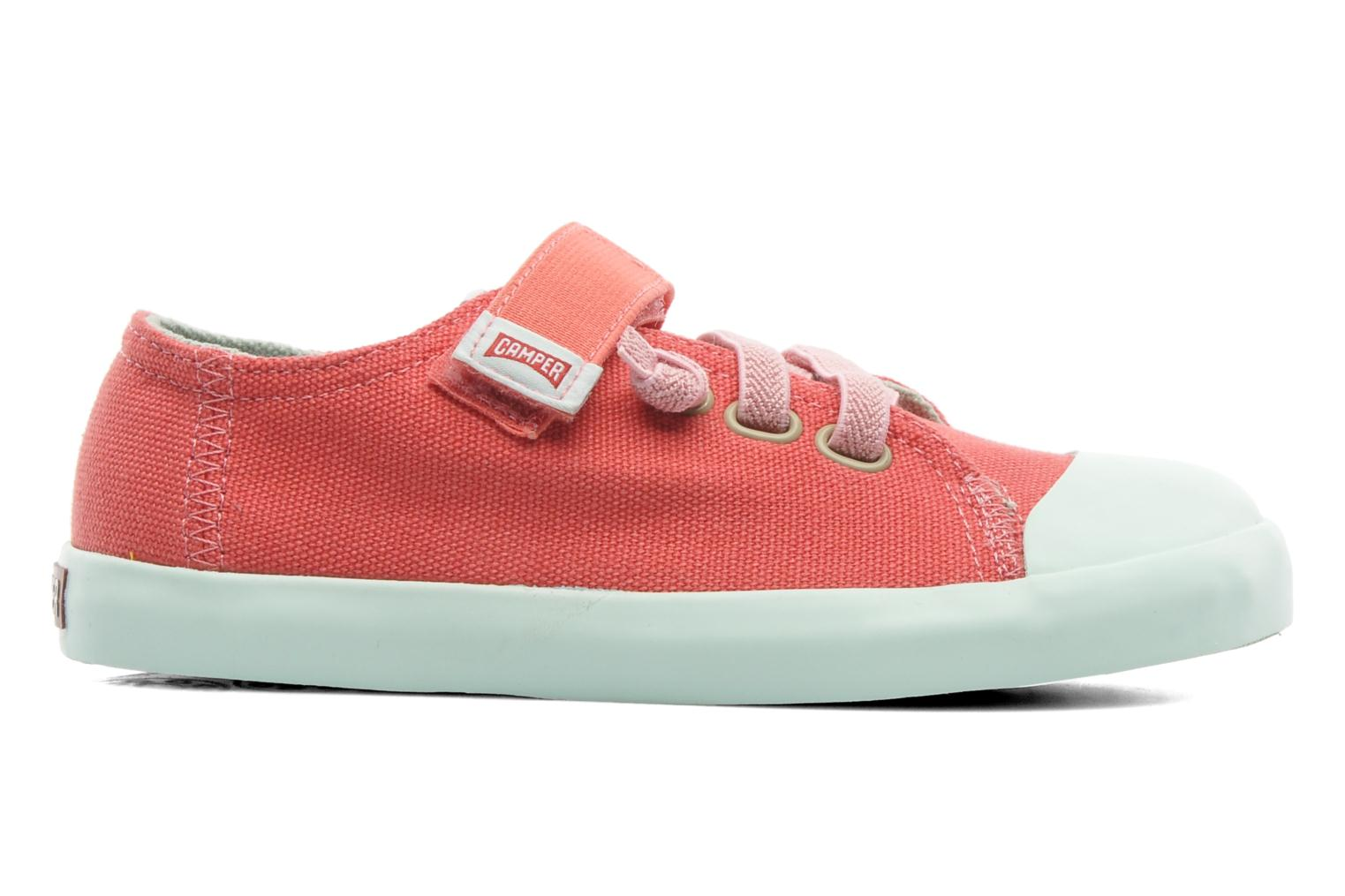 Trainers Camper Peu 80473 Pink back view