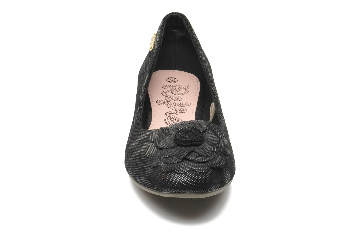 Ballet pumps Refresh Kourwato 2 Black model view