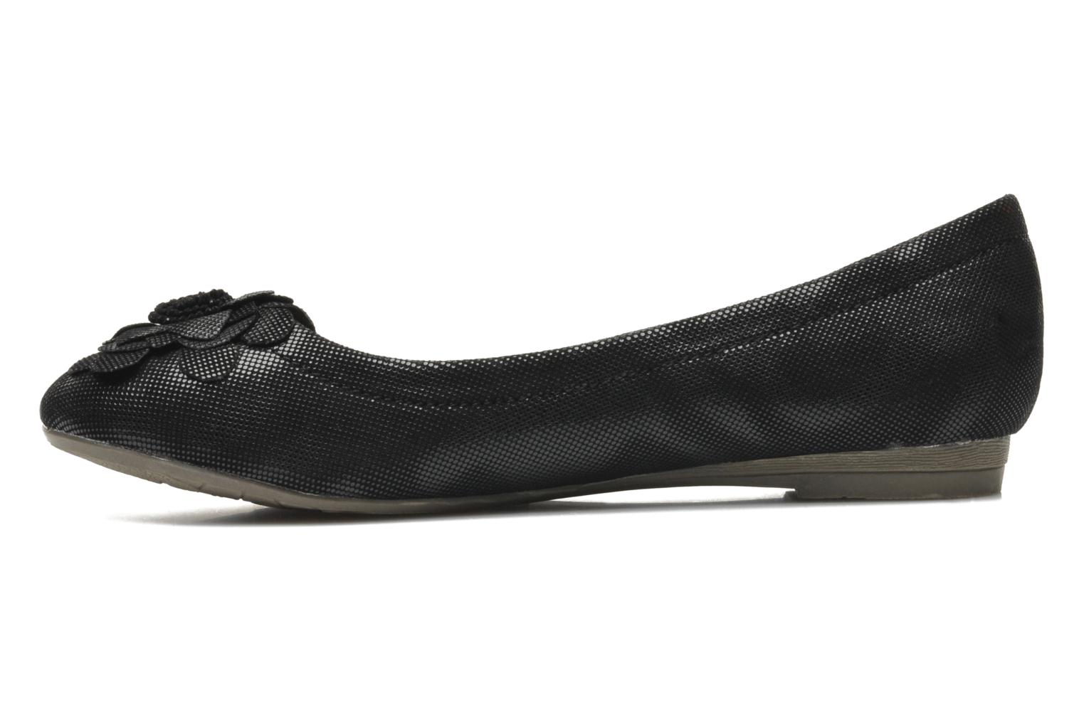 Ballet pumps Refresh Kourwato 2 Black front view