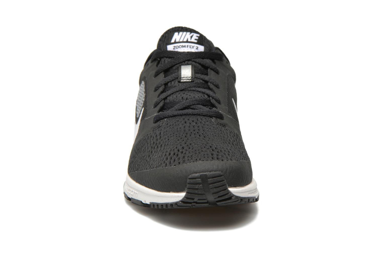Chaussures de sport Nike Nike Air Zoom Fly 2 Noir vue portées chaussures