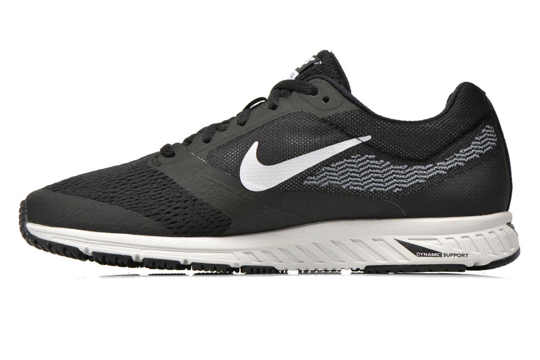 Chaussures de sport Nike Nike Air Zoom Fly 2 Noir vue face