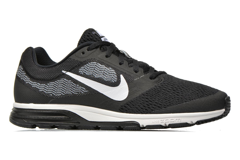 Chaussures de sport Nike Nike Air Zoom Fly 2 Noir vue derrière