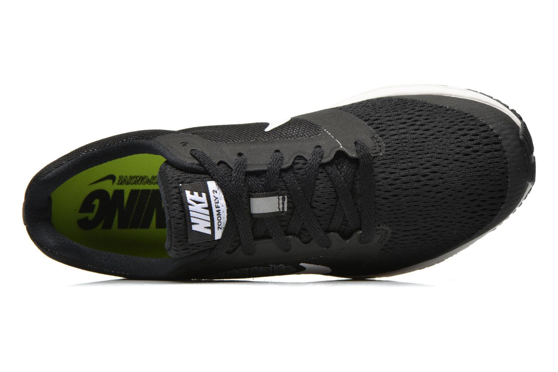 Chaussures de sport Nike Nike Air Zoom Fly 2 Noir vue gauche