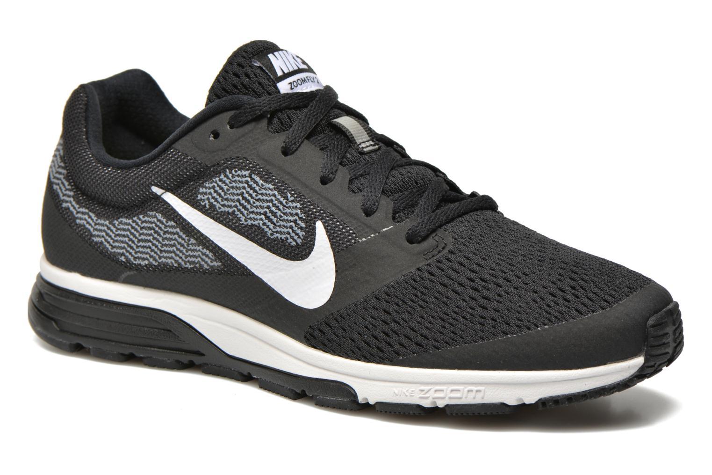 Chaussures de sport Nike Nike Air Zoom Fly 2 Noir vue détail/paire