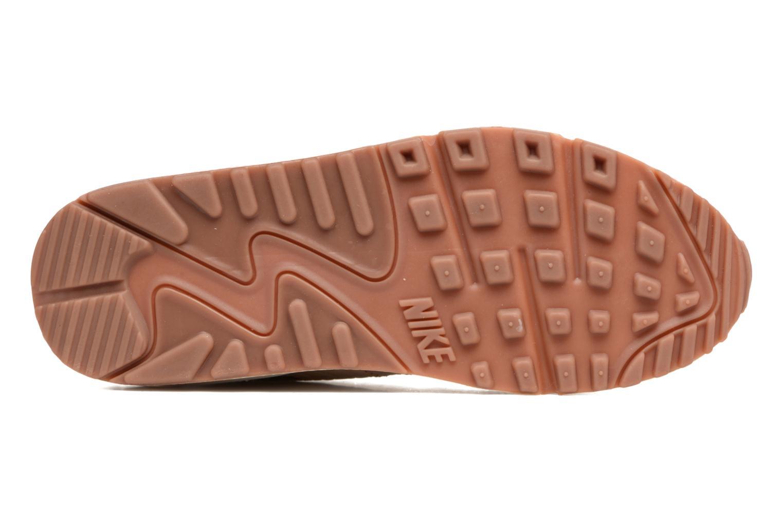 Sneaker Nike Wmns Air Max 90 Prem beige ansicht von oben