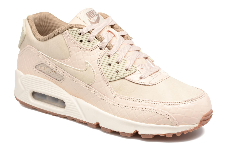 Sneaker Nike Wmns Air Max 90 Prem beige detaillierte ansicht/modell
