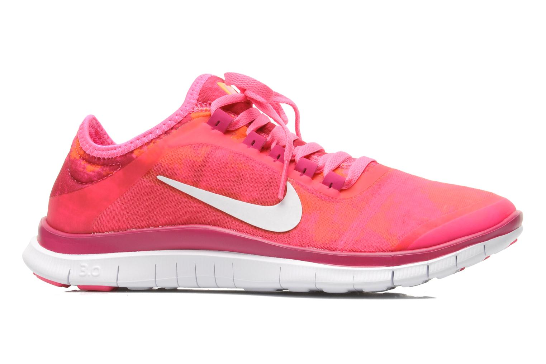 Chaussures de sport Nike Wmns Nike Free 3.0 V5 Ext Prnt Rose vue derrière