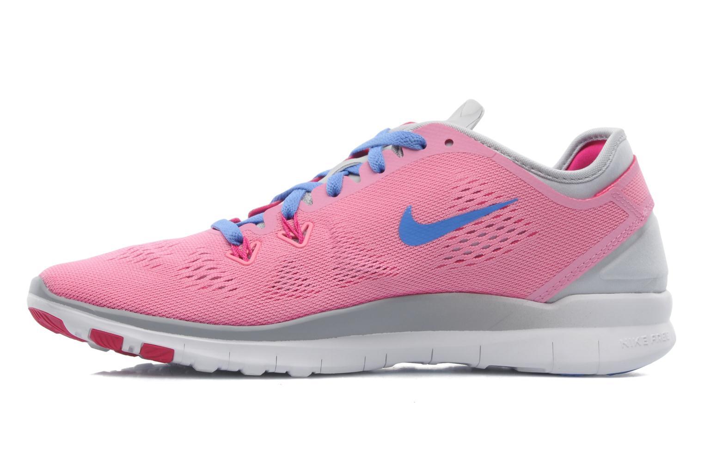 Chaussures de sport Nike Wmns Nike Free 5.0 Tr Fit 5 Rose vue face