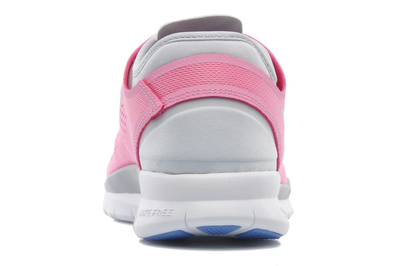 Chaussures de sport Nike Wmns Nike Free 5.0 Tr Fit 5 Rose vue droite
