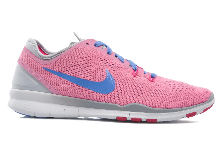 Chaussures de sport Nike Wmns Nike Free 5.0 Tr Fit 5 Rose vue derrière
