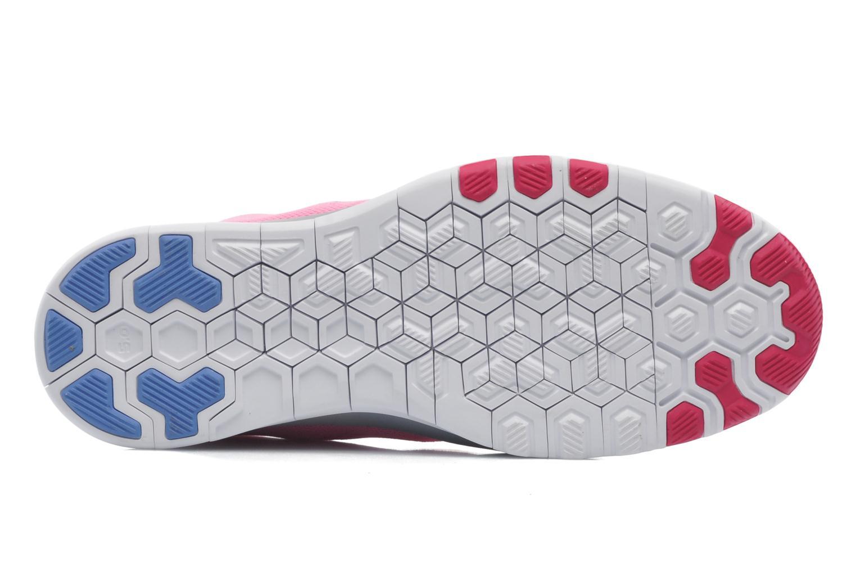 Chaussures de sport Nike Wmns Nike Free 5.0 Tr Fit 5 Rose vue haut