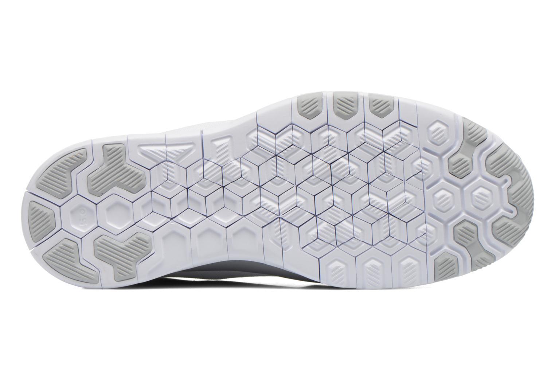 Wmns Nike Free 5.0 Tr Fit 5 White/Metallic Silver-Pr Pltnm