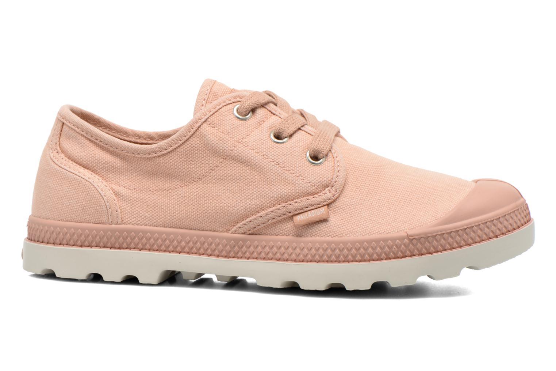 Sneakers Palladium Us Oxford Lp F Roze achterkant